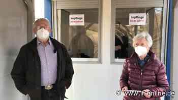 Corona in Guben: Gubener Horst Wetzel stellt Impf-Mission frustriert ein - Lausitzer Rundschau