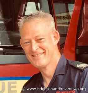 Former Brighton and Hove fire chief promoted - Brighton and Hove News