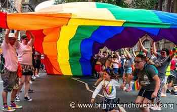 Brighton Pride cancelled again - Brighton and Hove News