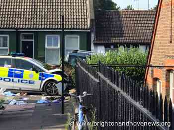PC charged with dangerous driving over Bear Road crash - Brighton and Hove News