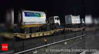 Oxygen Express trains so far delivered 2,067 tonnes of medical oxygen across India