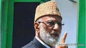 Detained separatist leader Ashraf Sehrai dies aged 77 in Jammu hospital