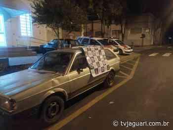 Parati furtada em Artur Nogueira é recuperada em Cosmópolis - TV Jaguari