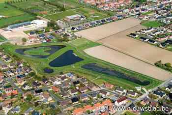 Meerderheid sust oppositie: Nieuwe woonwijk zal geen waterel... (Pittem) - Het Nieuwsblad