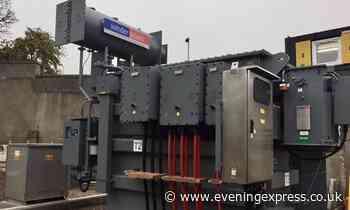 Power upgrades completed in Aberdeen community - Aberdeen Evening Express