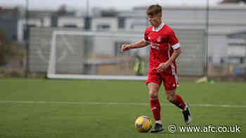 CAS U18s | Dons in action against Rangers - afc.co.uk