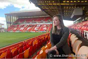 Iona Fyfe hits the charts with collaboration with Aberdeen FC - The National