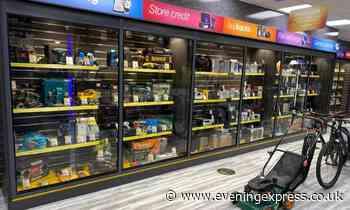 Cash Converters prepares return to Aberdeen city centre - Aberdeen Evening Express