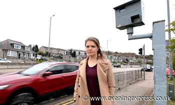 Safety fears as Aberdeen drivers clocked at more than 100mph in residential area - Aberdeen Evening Express