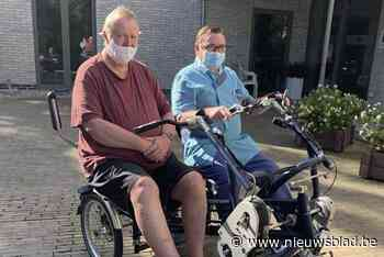 Bewoners De Vlamme trekken de Vlaamse Ardennen in met elektrische duofiets