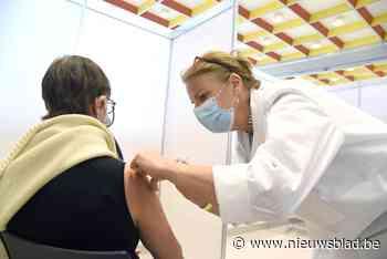 Vaccinatiecentrum roept vijftigers en zestigers op om zich op reservelijst te zetten