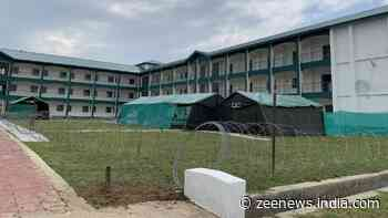 Indian army establishes COVID hospital in Jammu and Kashmir