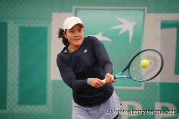 St-Malo (W125): Garcia et Cornet mettent une option sur la Bretagne - Tennis Actu