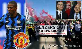 Manchester United fans' anger at the Glazers 'goes back years and years', insists Ashley Young