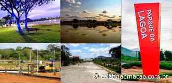 Troca de nome de parque vira polêmica em Baixo Guandu - Colatina em Ação