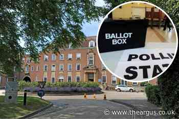 West Sussex County Council election: Party leader pitches