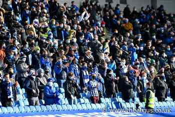 Albion to welcome fans to the Amex as Manchester City visit