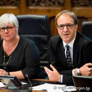 Van de Walle en Van Herreweghe herkozen als rector en vicerector UGent
