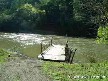 Balsa do rio Turvo é interditada para conserto | Grupo Solaris - radiosolaris.com.br