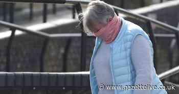 Sobbing benefit fraudster who claimed over £65k is sentenced