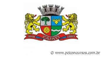 Prefeitura de Cajati - SP realiza Processo Seletivo para médico - PCI Concursos