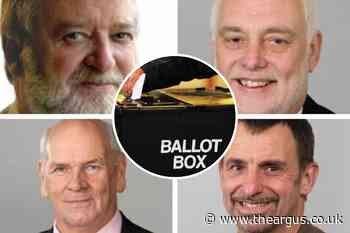 Who should I vote for in the local elections in East Sussex?