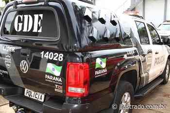 Preso autor de disparos que mataram homem dentro de casa em Tapejara - Umuarama Ilustrado