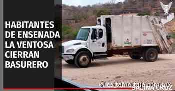 CIERRAN EL BASURERO DE SALINA CRUZ HABITANTES DE LA VENTOSA. - Cortamortaja, Agencia de Noticias