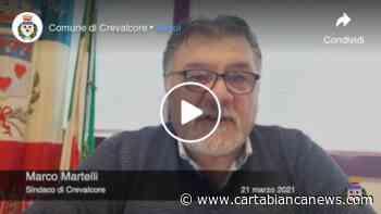 21 marzo: le parole del sindaco di Crevalcore - Carta Bianca News - CartaBianca news