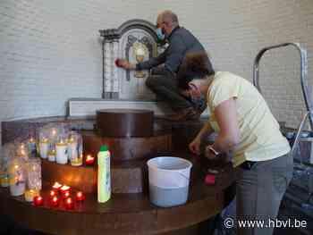 Paalse Kapeltjes opgeknapt en opgefrist (Beringen) - Het Belang van Limburg Mobile - Het Belang van Limburg