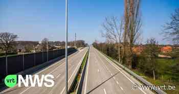 Beringen wil bijkomende maatregelen bij aanleg spitsstroken op E313 tussen Beringen en Ham - VRT NWS