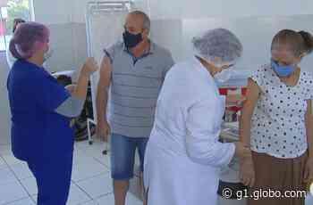 Pompeia antecipa calendário de vacinação contra Covid e imuniza pessoas a partir de 58 anos - G1