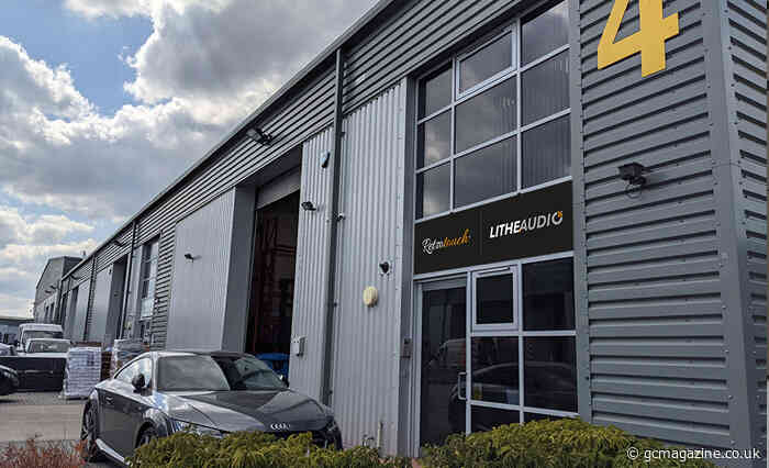 Lithe Audio moves to larger premises