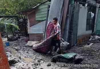 Lluvias generan inundaciones en Viotá, Cundinamarca: 50 familias damnificadas - Noticias Día a Día