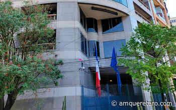 Embajada de Francia iza su bandera a media asta por víctimas del accidente en metro - Periodico a.m.