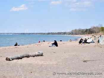 Grand Bend beaches, Canatara Park, awarded Blue Flags - Sarnia and Lambton County This Week