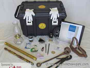 Oil Museum gets funding for Travelling Trunk education kits - Sarnia and Lambton County This Week