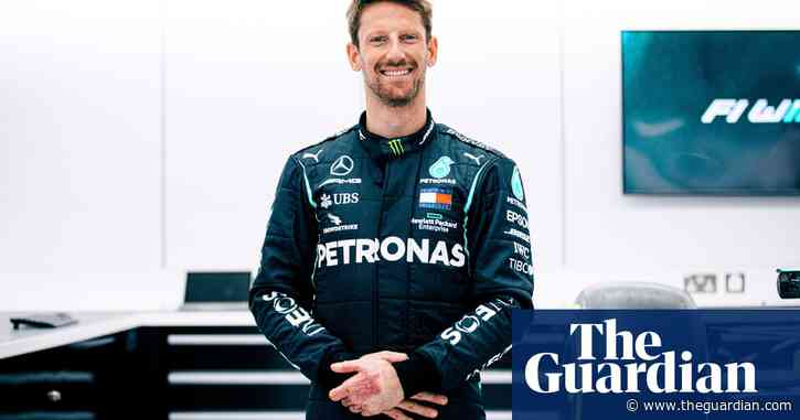 Romain Grosjean given Mercedes test run F1 swansong at French Grand Prix