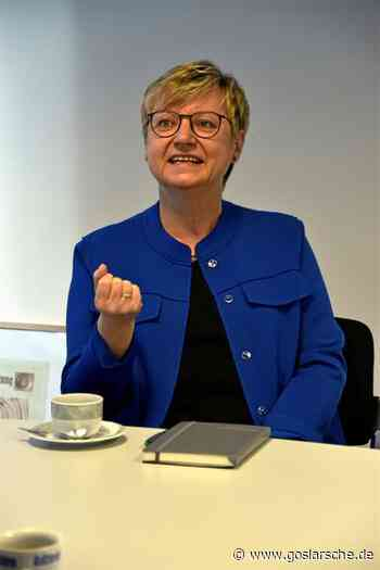 Frauke Heiligenstadt will nach Berlin - Region - Goslarsche Zeitung