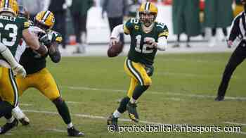 Report: Packers think 49ers, Broncos tampered with Aaron Rodgers