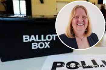 Patcham by-election Conservative Anne Meadows