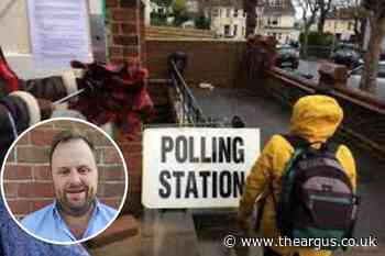 Hollingdean by-election LibDem's Alex Hargreaves