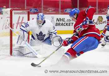 Gallery: Habs and the Leafs at the Bell Centre - Owen Sound Sun Times
