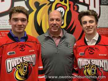 OHL to hold first draft lottery in league history Wednesday - Owen Sound Sun Times