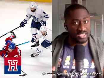 Gruelling schedule grinds down Canadiens | HI/O Show - Owen Sound Sun Times