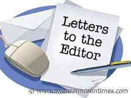 Letter to the Editor: re: NWMO is listening - Owen Sound Sun Times