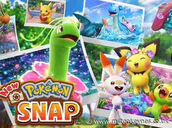 Console Corner: New Pokemon Snap review - Milton Keynes Citizen