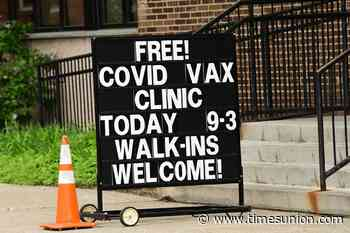 Albany County hosting multiple walk-in vaccination clinics Wednesday