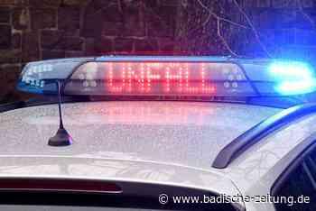 Autofahrer flüchtet nach Auffahrunfall in Norsingen - Ehrenkirchen - Badische Zeitung
