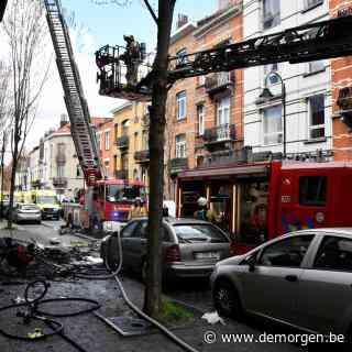 Twee jonge kinderen omgekomen bij woningbrand in Laken
